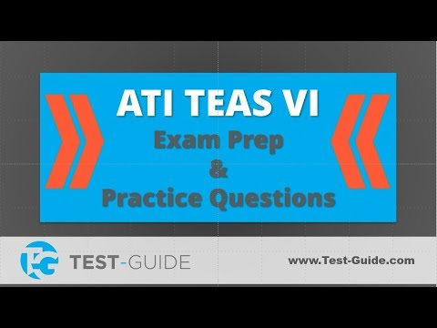 Free TEAS 6 Practice Tests for 2019   500+ Questions!  