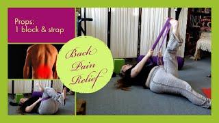 Seeking Dharma Yoga: Sciatica Pain Relief