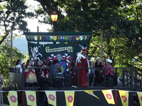 The Medieval Festival at Fort Tryon Park 2017 Part 4