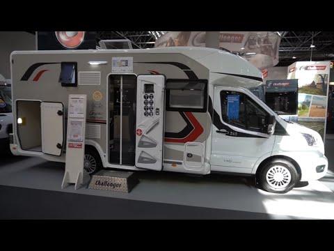 Challenger Wohnmobil 260 2021 Graphite Edition Premium. Wohnmobile 2021 Reisemobile.