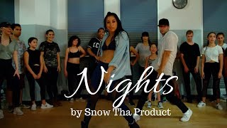 Nights - @SnowThaProduct ft @_wDarling| @DanaAlexaNY Choreography