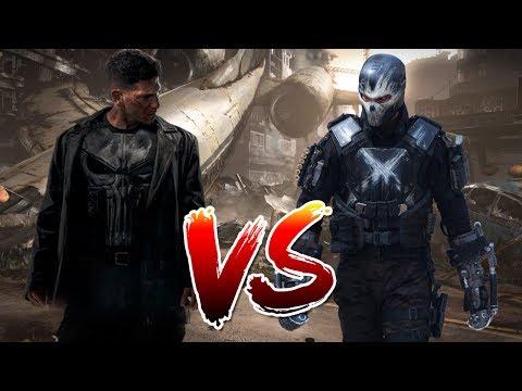 Punisher VS Crossbones | Who Wins?