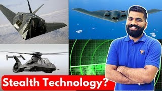 Stealth Technology Explained - Hidden Aircrafts and Navel Ships