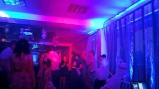 Заказ офрмления света на свадьбе - Светомузыка