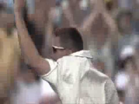Ball of the century By Ashley Giles'
