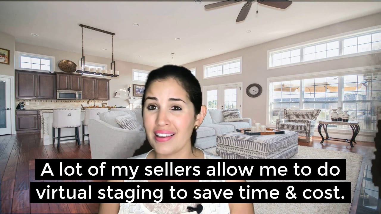 Sellers Tip- Stage your home??