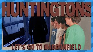 Watch Huntingtons Lets Go To Haddonfield video