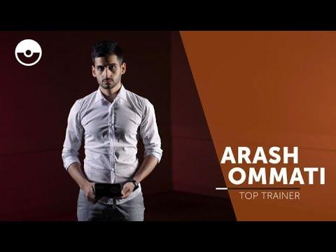 Arash Ommati on his way to 2019 Pokemon World Championships