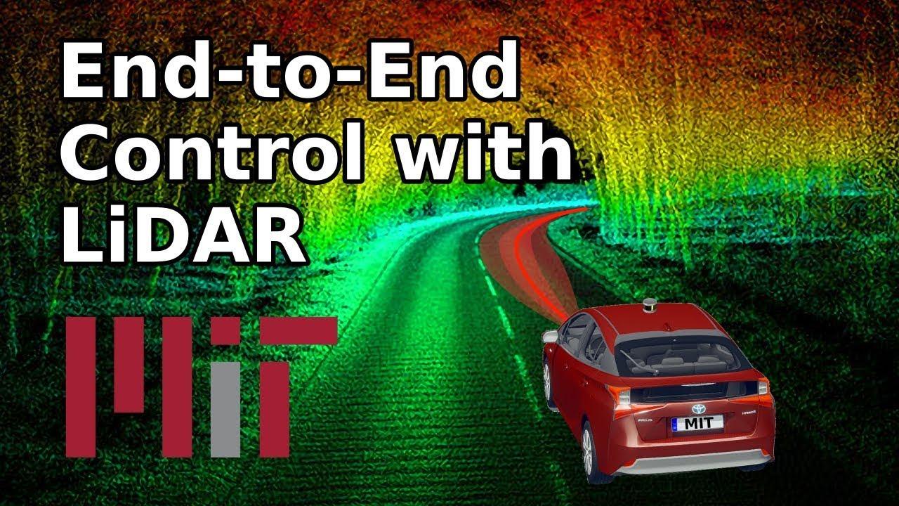 LiDAR-Based End-to-End Navigation | ICRA 2021