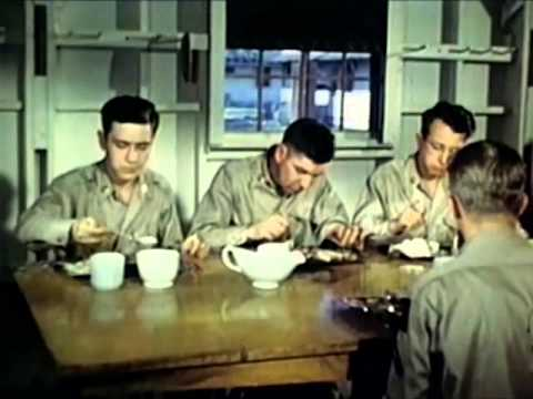 Army training film about food and nutrition - OUR FOOD AND OUR HEALTH (1948) - CharlieDeanArchives