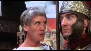 Repeat youtube video MONTY PYTHON'S THE  LIFE OF BRIAN (  biggus dickus