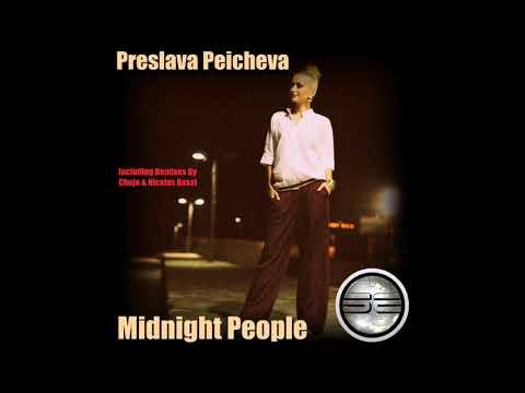 Preslava Peicheva- Midnight People (Chujo's Remix) Available now!