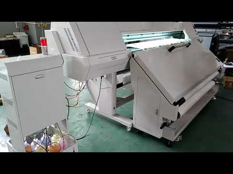 K-500R / 8-color Digital Textile Printer ( RICSON, TAIWAN )