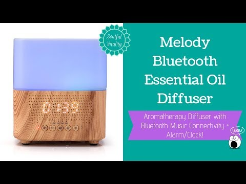 🔊-melody-bluetooth-ultrasonic-aromatherapy-diffuser-review---this-diffuser-is-awesome-💥