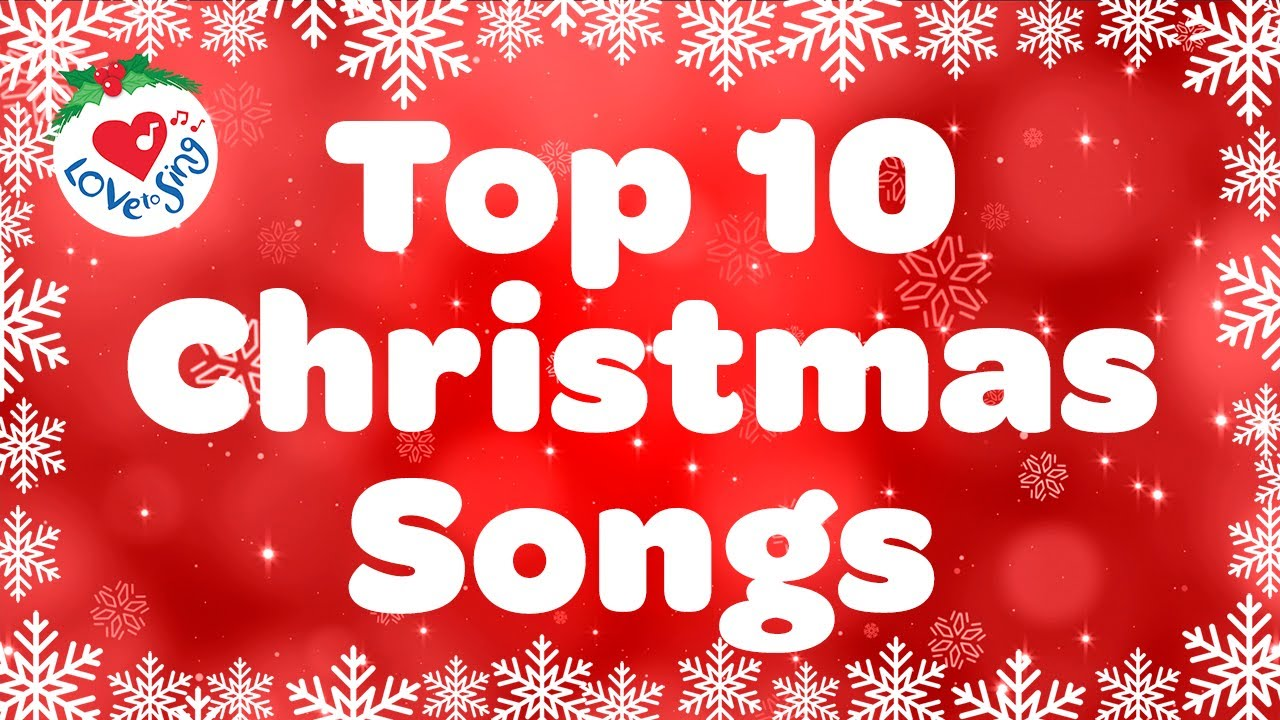 Top 10 Christmas Songs and Carols 🎄 Merry Christmas Playlist 🔔 2020
