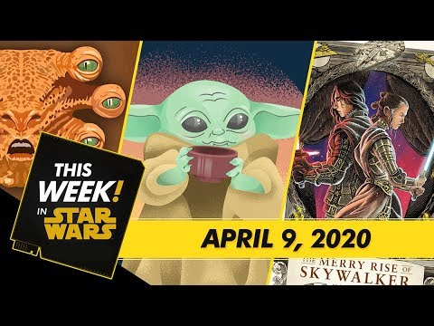Shakespeare meets Star Wars: The Rise of Skywalker, Your Fan Art, and More!