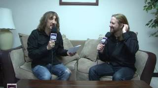 BackstageAxxess interviews John Humphrey of Seether.