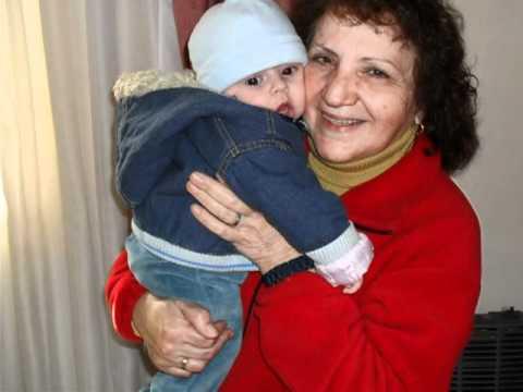 huggies with grandma