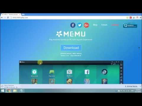 [MEmu Tutorial] Download and Install - Session 1