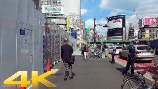Walking around Nishishinjuku, Tokyo - Long Take【東京・西新宿】 4K