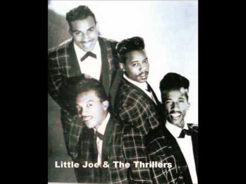LITTLE JOE AND THE THRILLERS - PEANUTS - OKEH 4-7088 - 10 / 1957