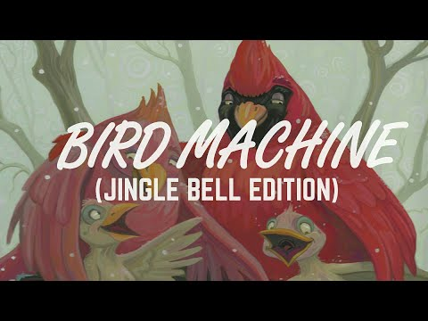 DJ Snake Ft. Alesia - Bird Machine (Jingle Bell Edition) [Bass Boosted]