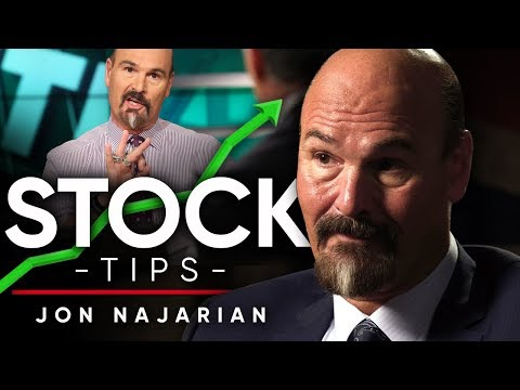 JON NAJARIAN - STOCK MARKET TIPS: Best Ways To Trade Stocks | London Real