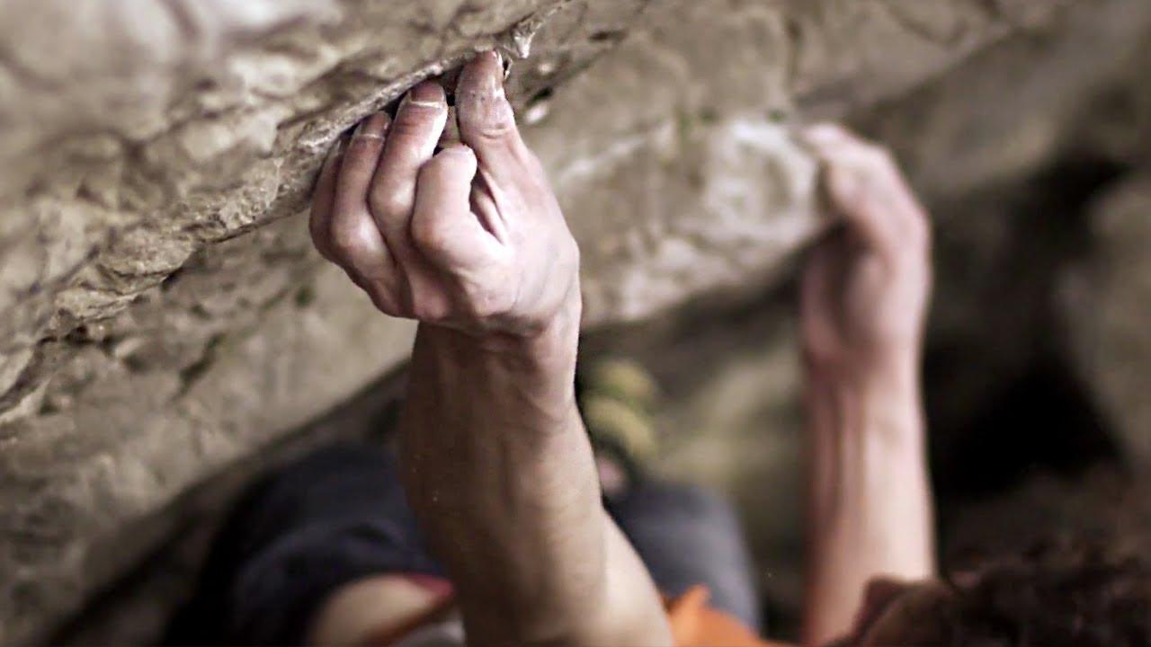 Adam Ondra Hands