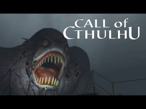 Kevin Plays Call of Cthulhu - Welcome To R'lyeh