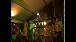 Dorffest der Blasmusik in Obermais 2015