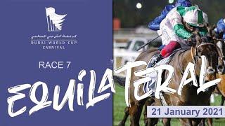 Vidéo de la course PMU DUBAI DASH SPONSORED BY AURA BY AZIZI