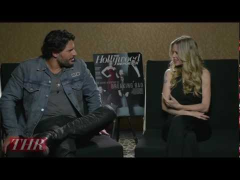 Joe Manganiello, Kristin Bauer van Straten on 'True Blood'