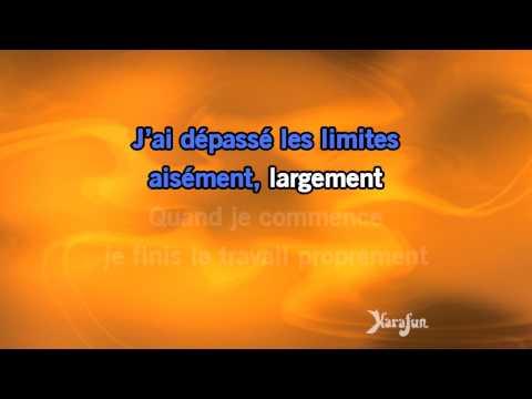 Karaoké Les Limites - Julien Doré *