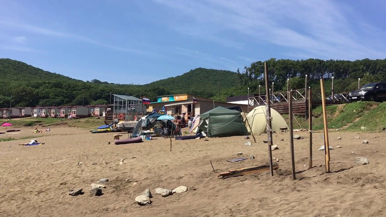 Бухта анна приморский край базы отдыха фото