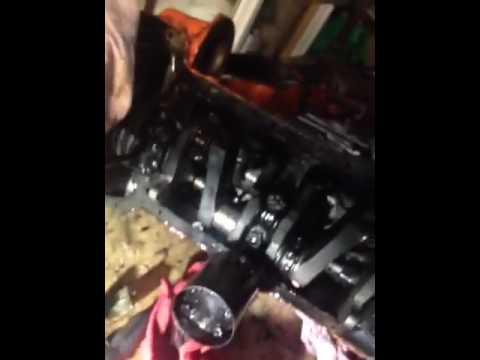 Fordson e83w engine rebuilt
