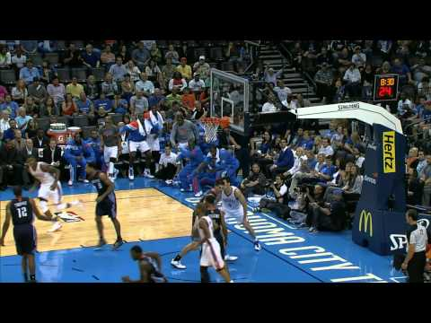 Top Ten Plays of the Night: October 16th