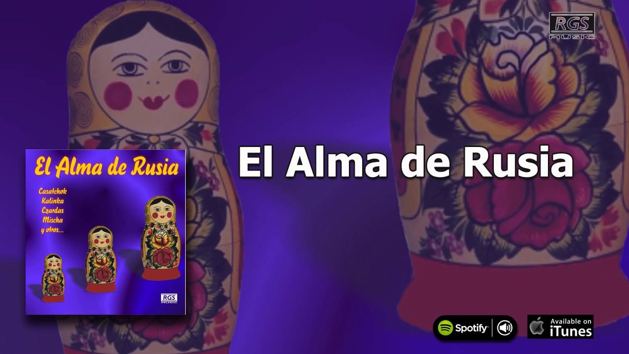El Alma De Rusia Música Instrumental Full Album Youtube