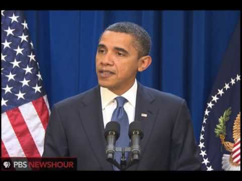 Citing Deficit, Obama To Freeze Pay For Federal Workers Except Military
