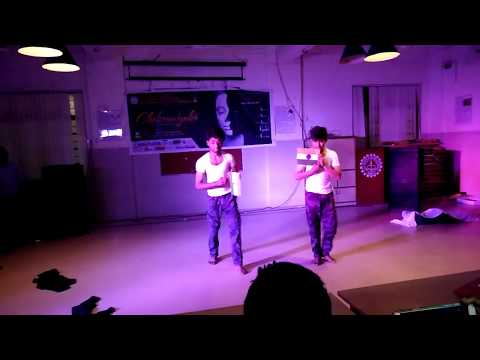 Mother act on abcd 2 chunar song freestyle dancing by UV nd ABHI  contact no  8108654129