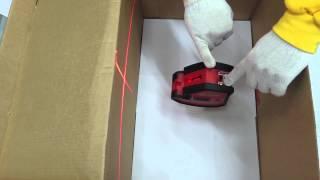Принцип работы лазерного нивелира
