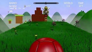 Super Mario Bros 1 (First Person) Level 1-3