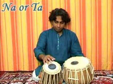 1.Tabla Basics - Basic sound 'Na'