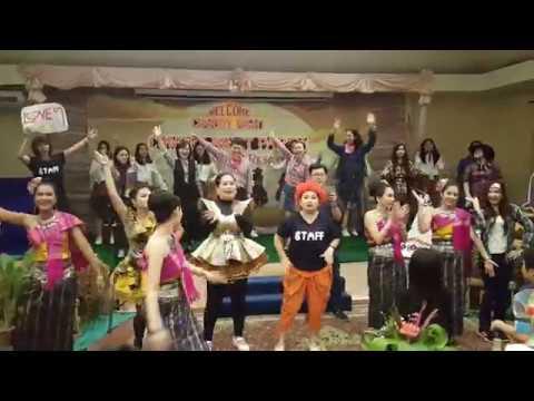 Panama dance by Skin rama 2017