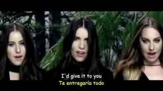 Calvin Harris   Pray to God ft  HAIM Lyrics & Sub Español Official Video