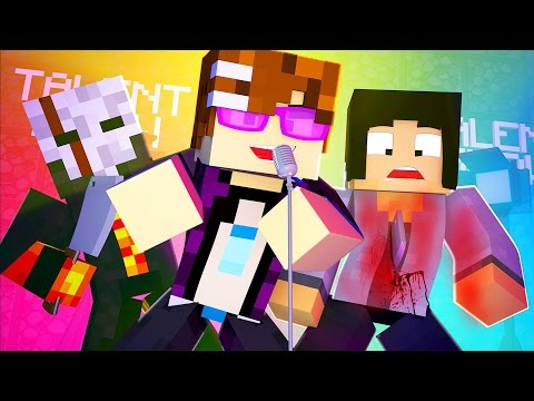 TALENT SHOW MURDER! | Minecraft Murder Mystery