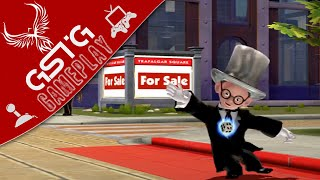 Monopoly Streets [GAMEPLAY by GSTG] - PS3