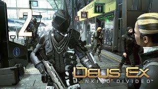 Прохождение Deus Ex: Mankind Divided #2 - Добро пожаловать в Прагу