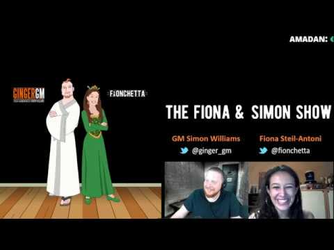 The Fiona & Simon Show! Part 8