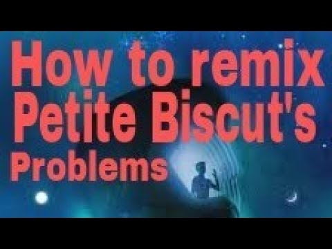 How to remix Problems by Petit Biscuit #Music Maker Jam