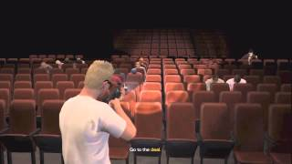 GTA Online:  Going To The Cinema  GTA5